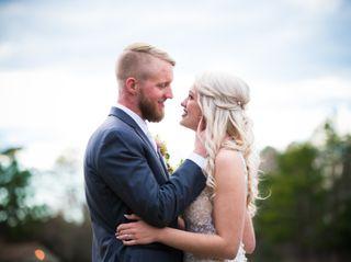 The wedding of Alyssa and Michael