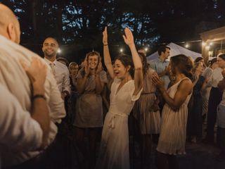 The wedding of Kim and Brett 1