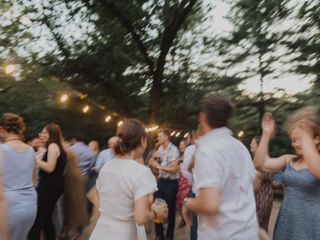 The wedding of Kim and Brett 3