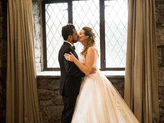 The wedding of Carlos and Jennifer