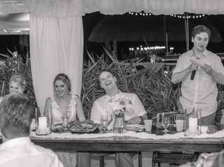 The wedding of Kiersten and Matt 1