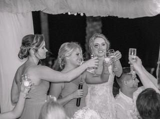 The wedding of Kiersten and Matt 2