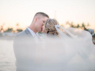 The wedding of Kiersten and Matt