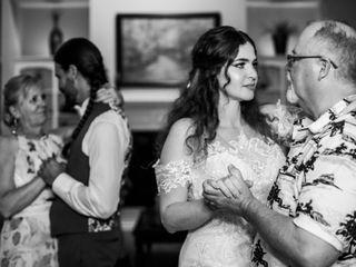 The wedding of Erika and Luke 3