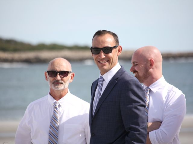 Ryan and Jess's Wedding in Kennebunkport, Maine 10