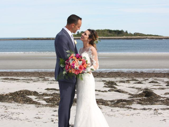 Ryan and Jess's Wedding in Kennebunkport, Maine 15