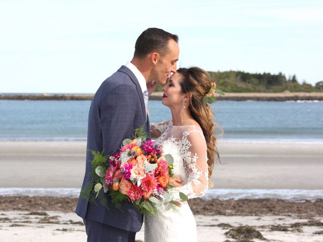 Ryan and Jess's Wedding in Kennebunkport, Maine 16