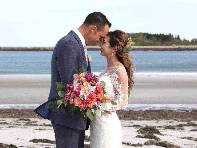 Ryan and Jess's Wedding in Kennebunkport, Maine 17