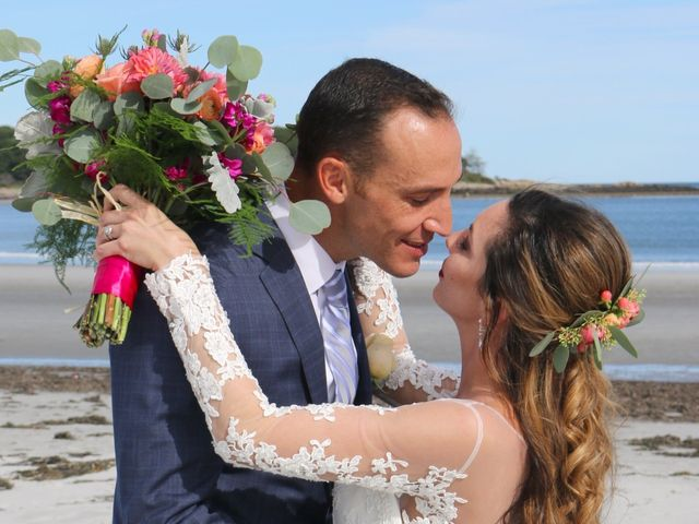 Ryan and Jess's Wedding in Kennebunkport, Maine 18