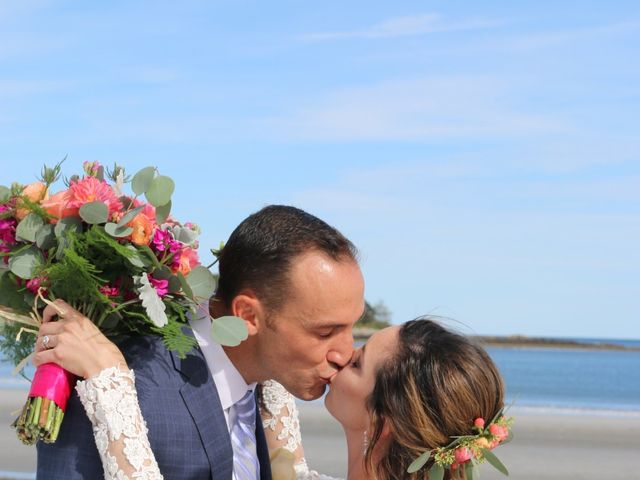 Ryan and Jess's Wedding in Kennebunkport, Maine 19