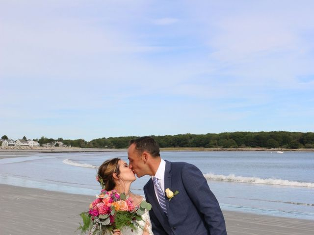 Ryan and Jess's Wedding in Kennebunkport, Maine 20