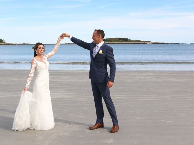 Ryan and Jess's Wedding in Kennebunkport, Maine 21