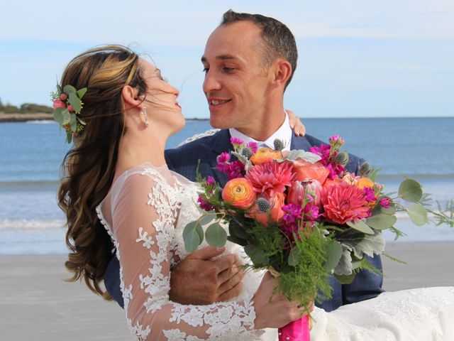 Ryan and Jess's Wedding in Kennebunkport, Maine 24