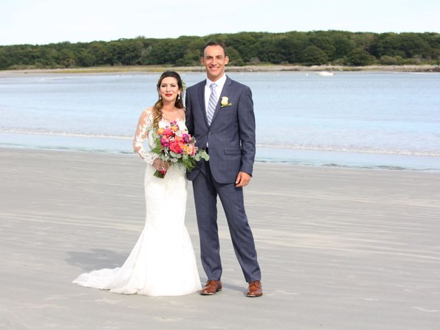 Ryan and Jess's Wedding in Kennebunkport, Maine 26
