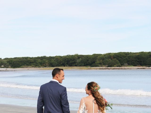 Ryan and Jess's Wedding in Kennebunkport, Maine 27
