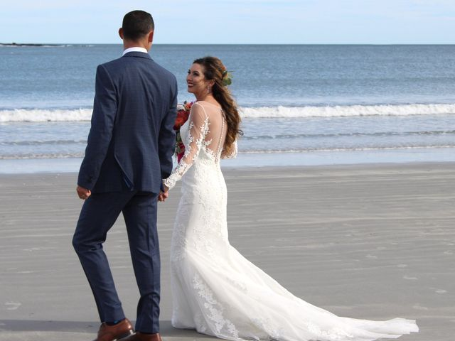 Ryan and Jess's Wedding in Kennebunkport, Maine 28