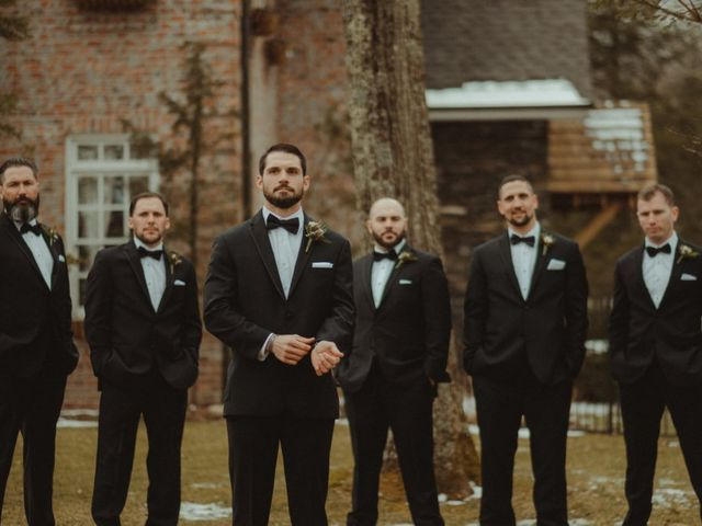 Dan and Kylie's Wedding in West Jefferson, North Carolina 11
