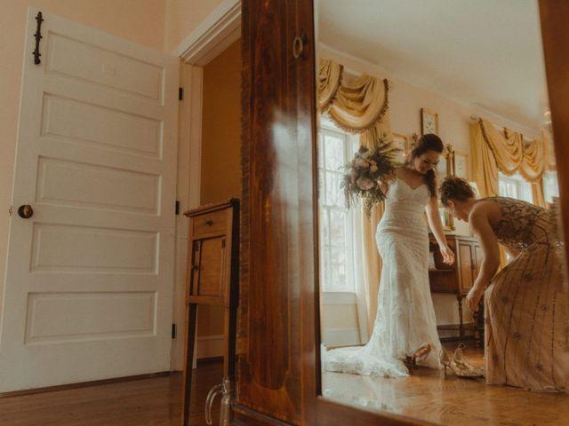 Dan and Kylie's Wedding in West Jefferson, North Carolina 17