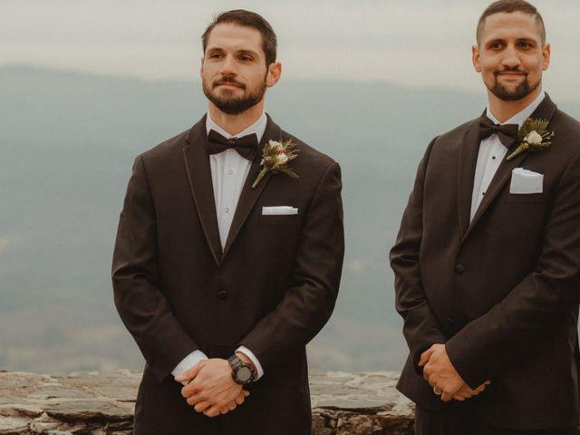 Dan and Kylie's Wedding in West Jefferson, North Carolina 19