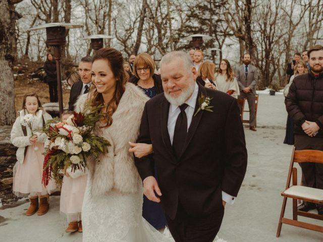 Dan and Kylie's Wedding in West Jefferson, North Carolina 20