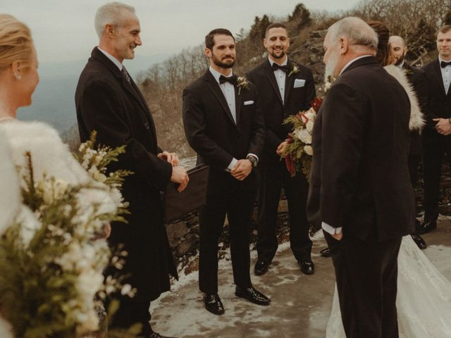 Dan and Kylie's Wedding in West Jefferson, North Carolina 21