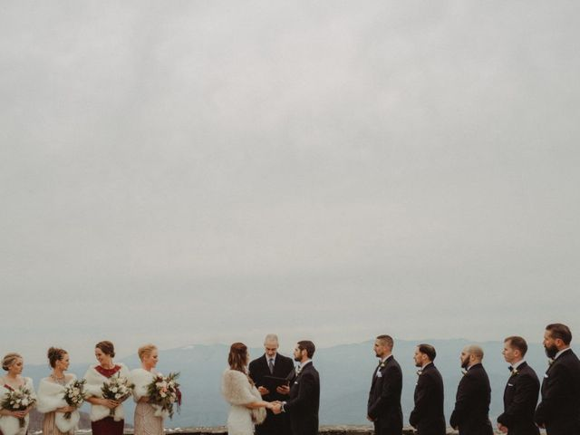 Dan and Kylie's Wedding in West Jefferson, North Carolina 1