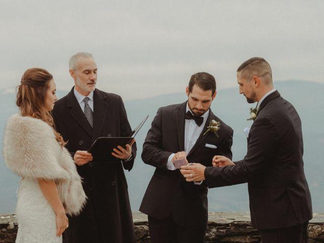 Dan and Kylie's Wedding in West Jefferson, North Carolina 22