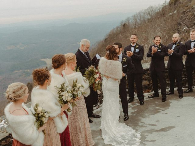 Dan and Kylie's Wedding in West Jefferson, North Carolina 23
