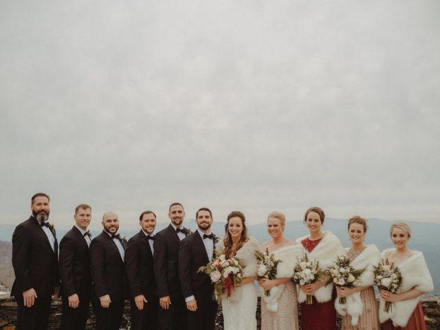 Dan and Kylie's Wedding in West Jefferson, North Carolina 24