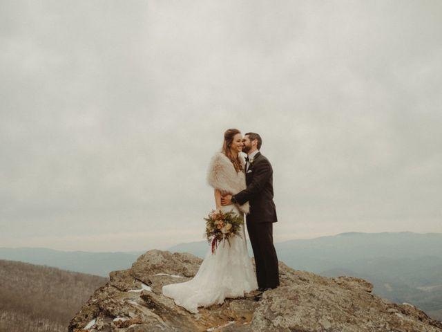 Dan and Kylie's Wedding in West Jefferson, North Carolina 26