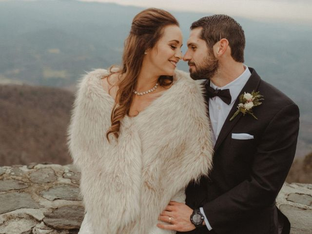 Dan and Kylie's Wedding in West Jefferson, North Carolina 28