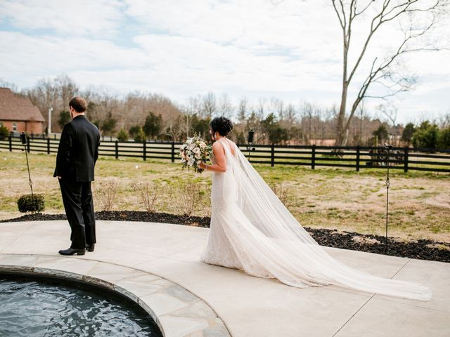 Michael and Ali's Wedding in Lebanon, Tennessee 9