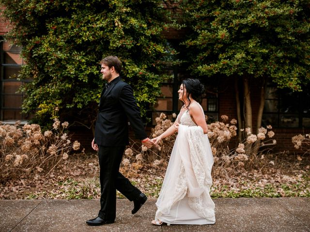 Michael and Ali's Wedding in Lebanon, Tennessee 12
