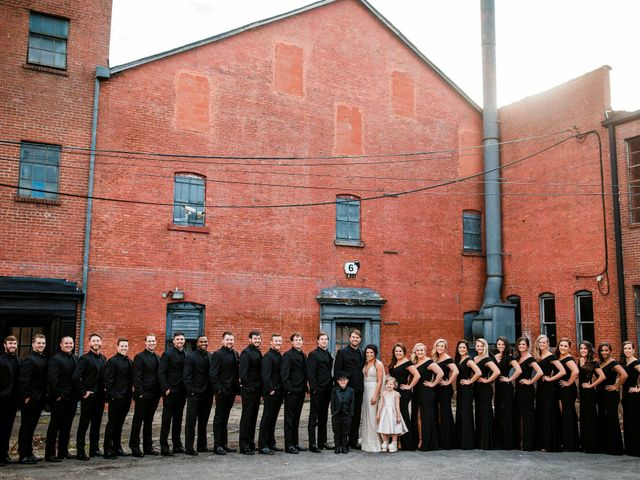 Michael and Ali's Wedding in Lebanon, Tennessee 14