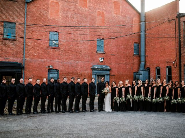 Michael and Ali's Wedding in Lebanon, Tennessee 15