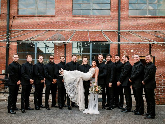 Michael and Ali's Wedding in Lebanon, Tennessee 19