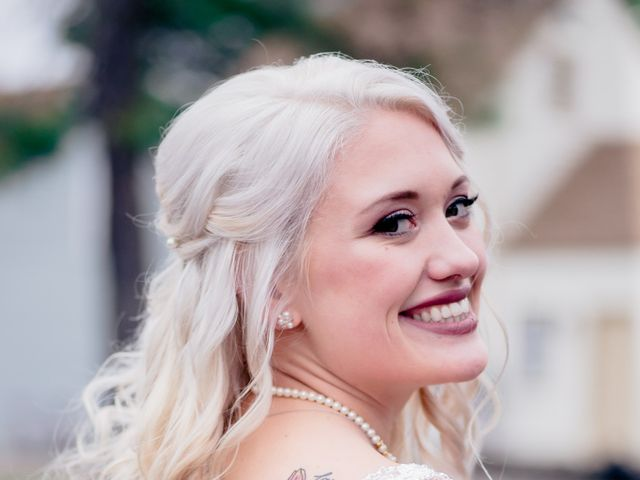 Michael and Alyssa's Wedding in Absecon, New Jersey 10