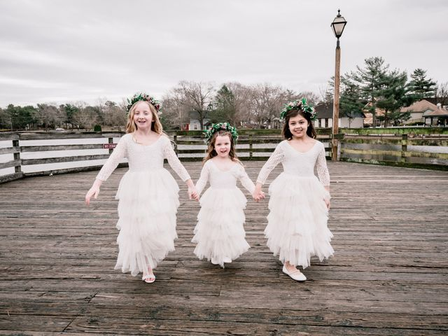 Michael and Alyssa's Wedding in Absecon, New Jersey 12