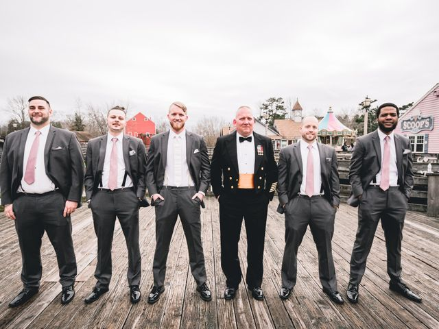 Michael and Alyssa's Wedding in Absecon, New Jersey 17