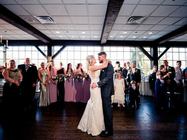 Michael and Alyssa's Wedding in Absecon, New Jersey 31