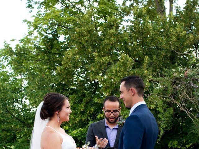 Jon and Amber's Wedding in Findlay, Ohio 18