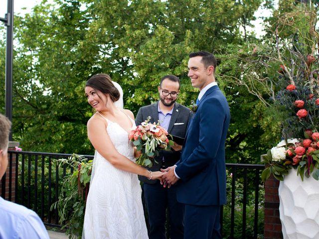 Jon and Amber's Wedding in Findlay, Ohio 19