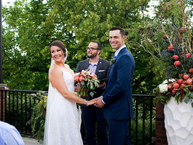 Jon and Amber's Wedding in Findlay, Ohio 20