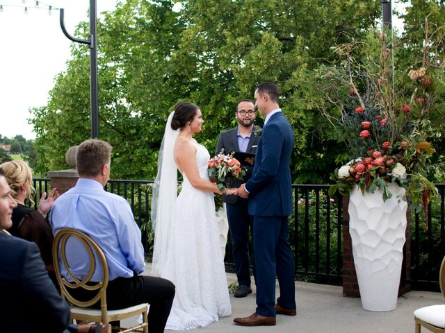 Jon and Amber's Wedding in Findlay, Ohio 22