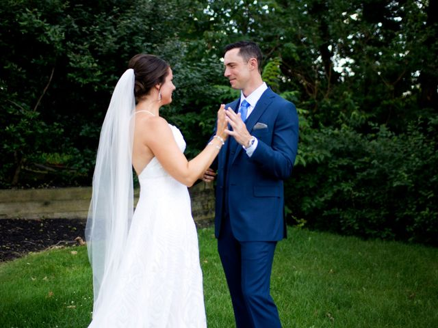 Jon and Amber's Wedding in Findlay, Ohio 32
