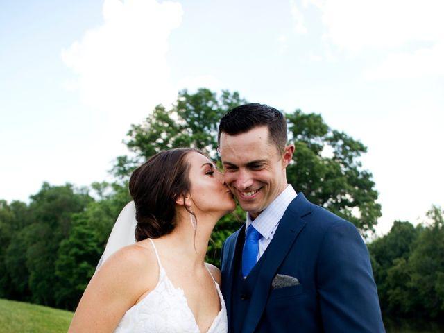 Jon and Amber's Wedding in Findlay, Ohio 34