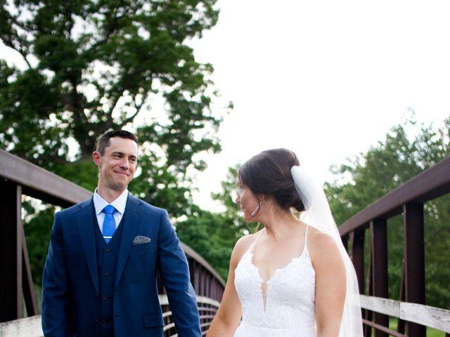 Jon and Amber's Wedding in Findlay, Ohio 35