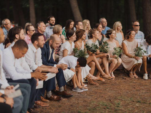 Brett and Kim's Wedding in Byron Center, Michigan 10