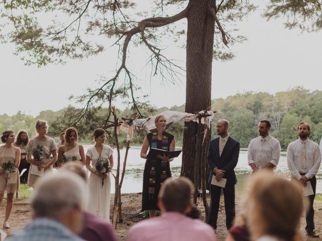 Brett and Kim's Wedding in Byron Center, Michigan 11