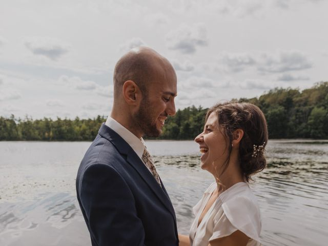 Brett and Kim's Wedding in Byron Center, Michigan 15